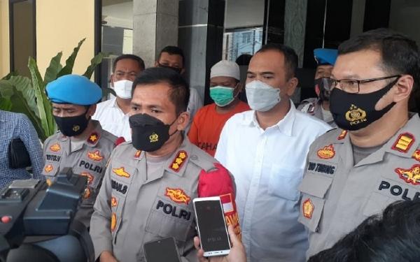 Polisi Tetapkan Ustadz di Depok Tersangka Hoaks `Babi Ngepet`