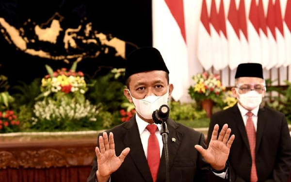 4 Janji Bahlil Lahadalia untuk Transformasi Investasi Indonesia