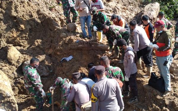 12 Orang Tertimbun Longsor di Areal PLTA Batang Toru, 3 Meninggal