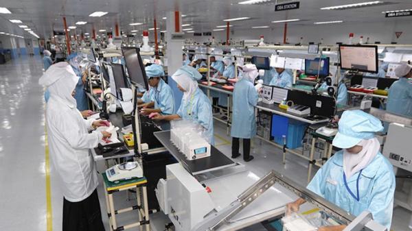 PMI Manufaktur Kembali Catat Rekor Tertinggi pada Mei 2021