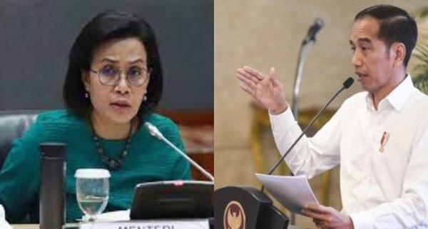 Istana: Presiden Jokowi dan Sri Mulyani Satu Suara Soal THR untuk ASN