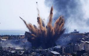 Serangan Israel Meningkat ke Palestina, 109 Warga Tewas, 621 Terluka