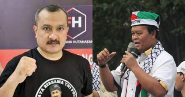 Komentar Menohok Ferdi Hutahaean ke HNW Soal Label `Zionis Nusantara`