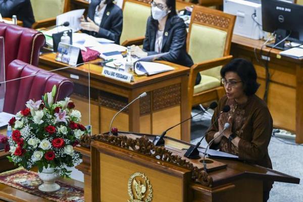 Sri Mulyani Ingin Hapus Hukuman Pidana Pengemplang Pajak