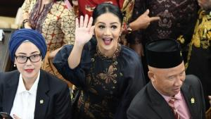 Krisdayanti Klarifikasi Soal Dana Reses Rp 450 Juta