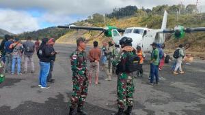 Pemda Intan Jaya Klarifikasi Penyebab Jatuhnya Pesawat Rimbun Air