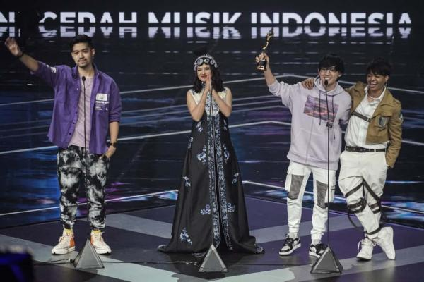 Daftar Lengkap Nominasi AMI Awards 2021